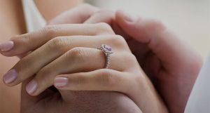 pink stone ring sydney