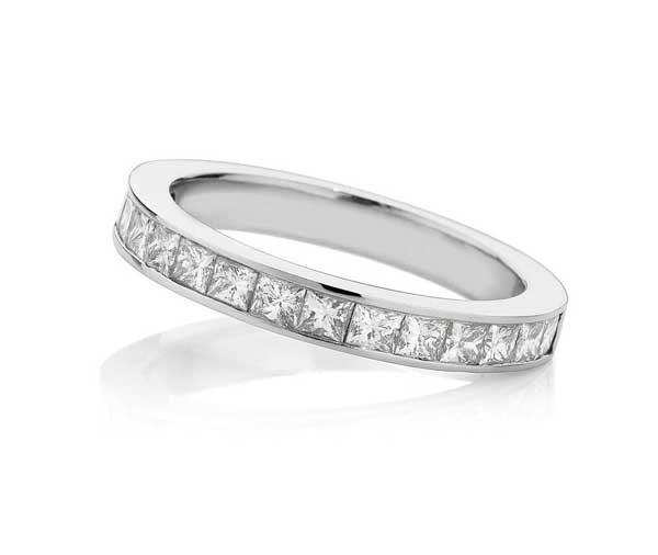 Forever Dreams diamond 1/2 wedding band
