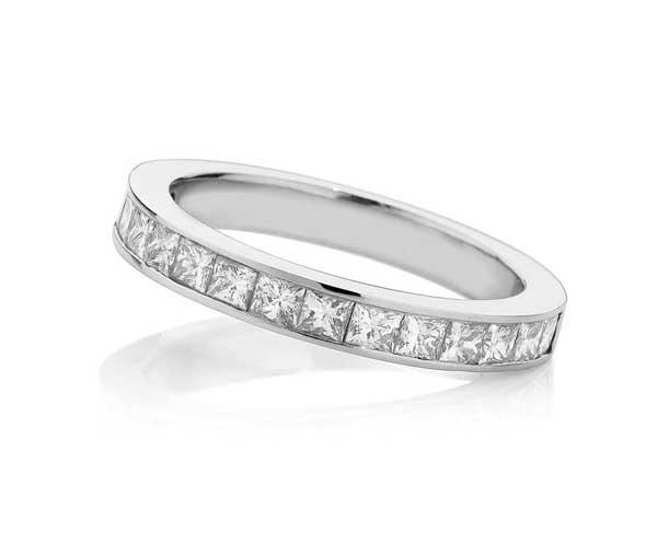 Forever Dreams diamond 1/2 wedding band
