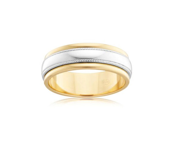 Urban 2tj1535 Collection Wedding Bands for Men