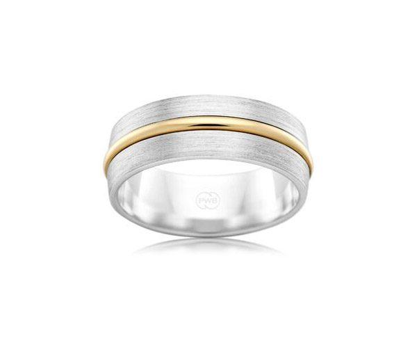 Urban 2TJ3504 mens wedding ring