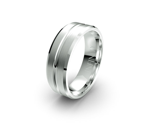 customisable mens wedding rings australia