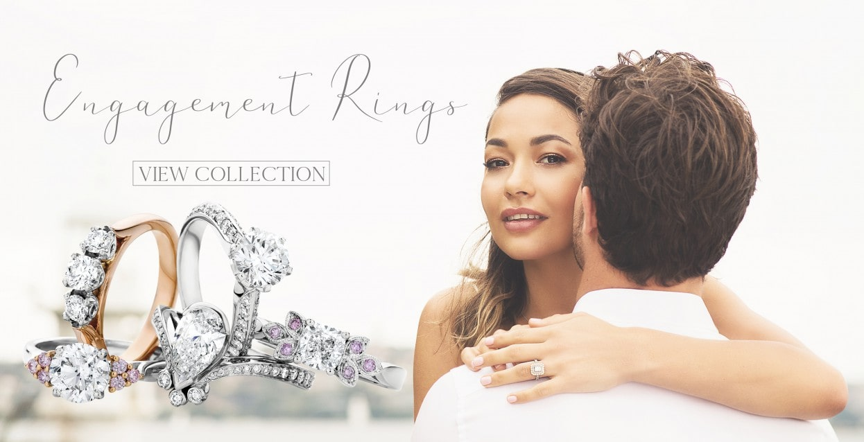 Bill Hicks Best Engagement Rings Collection Sydney